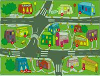 Игра по правилам дорожного движения своими руками